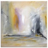 abstract schilderij vierkant
